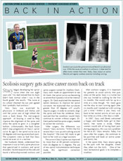 texas patient success story scoliosis surgery dr matthew geck
